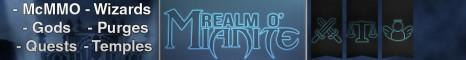 RealmOMianite [1.7.10] [Custom Trades] [Purge Every Saturday!] [Mini Games] [Spleef] [Parkour]