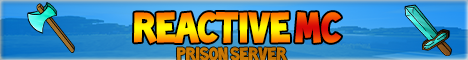ReactiveMC Prison++ (1.710 AND 1.8!)