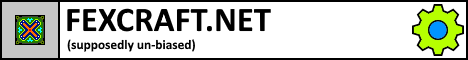 Fexcraft Official Modpack Server [Custom  Modpack, custom Mods, Hybrid-Item-Economy and more!]