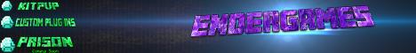 EnderGames | KitPvP *OPEN* | OP Prison *Coming* |