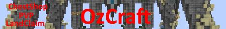 OzCraft Survival and Creative server