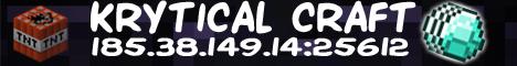 Krytical Craft - 1.7.10 - Factions - Raiding - TNT - Shop