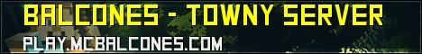Balcones: Towny / Economy / Survival