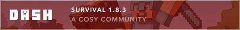 Dash - A cosy community [1.8.3]