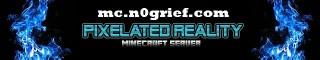 [1.8.1] 24/7 Creative/Survival Pixelated Reality Minecraft