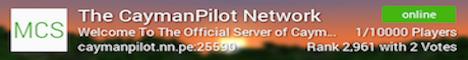 The CaymanPilot Network Server 1.8 & 1.7.10