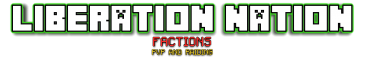 Liberation Nation [Factions PVP MCMMO MOBARENA]