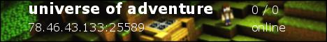 [DANISH] Universe of Adventure