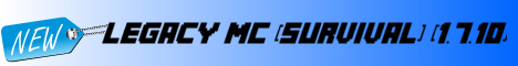 Legacy MC [Survival]