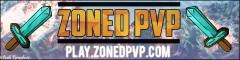ZonedPvp - Factions. mcMMO, Auction, Shop, Arena