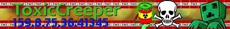Toxic Creeper Craft NO BANNED ITEMS FTB ULTIMATE BUKKIT ESSENTIALS FACTIONS 24/7