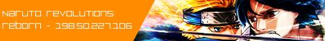 Naruto Revolution: Reborn!