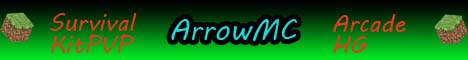 ArrowMC Server!