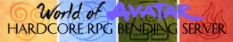 World of avatar: hardcore rpg bending server