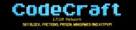 ☣ CodeCraft Network ☣