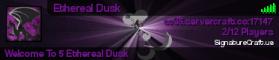 Ethereal Dusk