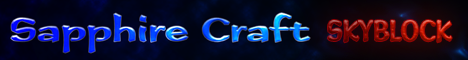 Sapphirecraft Skyblock