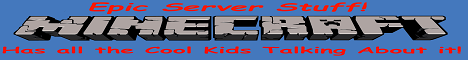 New Minecraft Server