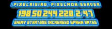 Pixelmon Rising