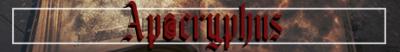 Apocryphus Roleplay