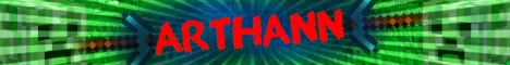 ArthannMC - [24/7 - Survival - Creative - Skyblock]