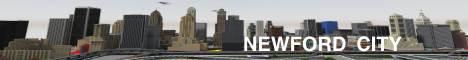 [OPEN TO PUBLIC] Newford City Project | Realistic City | Official Build Server - 1.8+