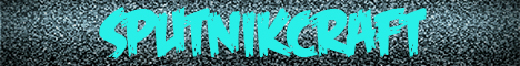 SputnikCraft - Factions - Kits - Fun!
