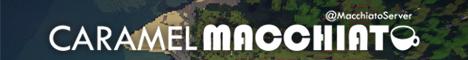 Caramel Macchiato Server