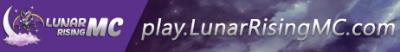 ☽ Lunar Rising ☾ - [Pixelmon Reforged]