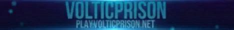Voltic Prison - OP Prison - PvP - Custom - Plots