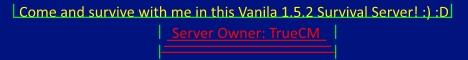 Vanila Survival 1.5.2