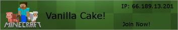 Vanilla Cake :3