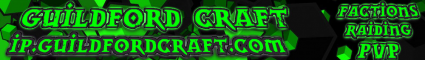 Guildford craft best old school faction raiding pvp mcmmo 1.8