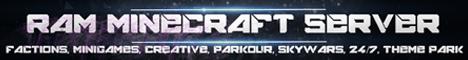 R.A.M MinecraftServer