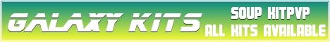 Galaxy Kits - KitPvP - Needs Staff! No Pay2Win!