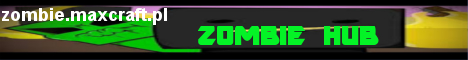 ZombieHUB Server Lobby Factions,Minigames,Creative,PvP