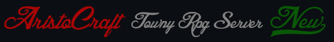 AristoCraft Towny Server