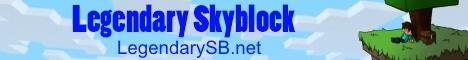 Legendary Skyblock