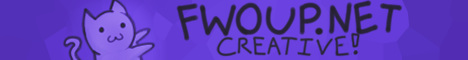Fwoup Creative 1.8+ |Worldedit|PlotMe|MarryMe|Fun!|Free Ranks*|
