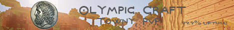 OlympicCraft | Towny | PvP