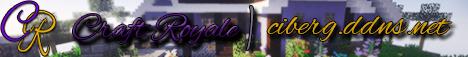 CraftRoyale - Creative Building Server!