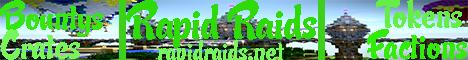 Rapid Raids - 1.8 Factions