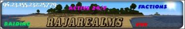 RajaRealms - Need staff!