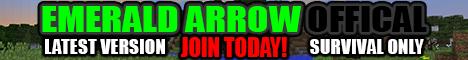 1.10 Survival Server [EmeraldArrowOFFICIAL]