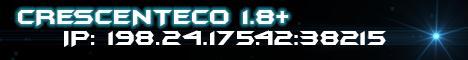 CrescentECO [SMP] [PvE] {1.8.*} {Economy} {US} {NoGrief} {NoPvP} {keepInventory}