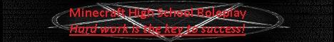 Minecraft High School Roleplay