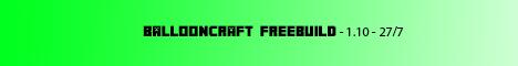 BalloonCraft - Freebuild 1.10
