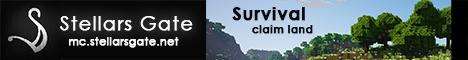 Stellars Gate - Semi Vanilla Survival 1.14.4