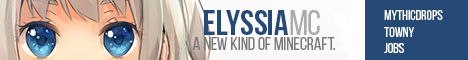 ElyssiaMC - A New Kind of Minecraft.