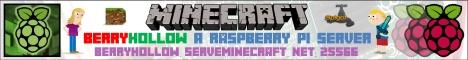 MinecraftPi - Berryhollow - A Raspberry Pi Server [MCJobs, Lift, PlayTimeRewards, Herobrine, Lockette, mcMMO, Jail, Residence, FramePicture, ChestShop]